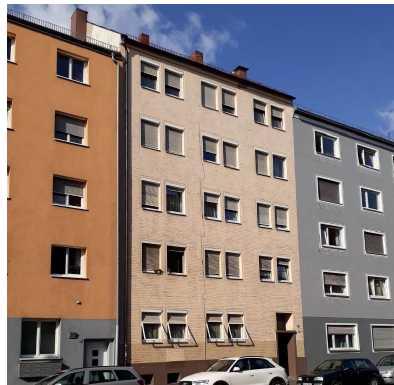 *Erstbezug nach Renovierung* 2-Zimmer Wohnung in zentraler Lage in Steinbühl (Nürnberg)
