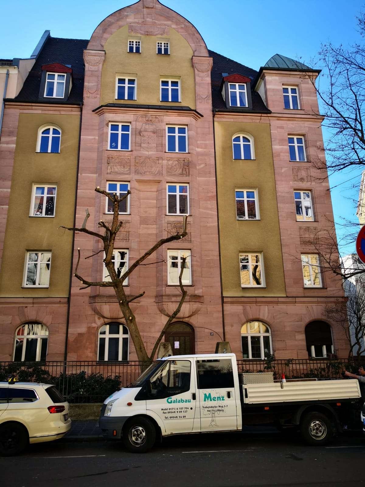 Komplettsanierung: Top gelegene ruhige 3,5 Zi-Whg mit Gartenanteil - Jugendstil Denkmal in Galgenhof (Nürnberg)