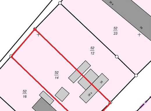 Grundstück zur Bebauung mit MFH/ Reihenhausanlage
