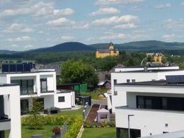 Ausblick zum Schloss