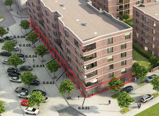 90 m² Bürofläche in TOP-Lage! *Neubauerstbezug*