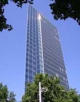 Höchster Stock im Victoria-Turm - repräsentativer
