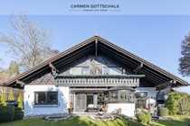 Uneinsehbare großzügige Landhausvilla am Starnberger