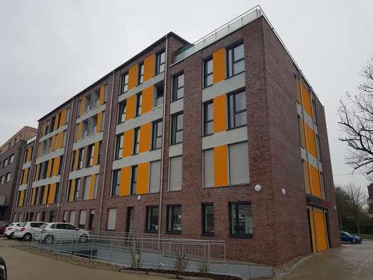 Helle 1-Zimmer Wohnung mit Balkon und Pantry-Küche in moderner Wohnanlage