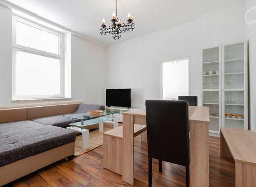 Gemütliche 2 Zimmer Wohnung in schönem Jugendstil Haus zentral in Düsseldorf nahe Grafenberger Wald