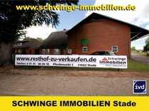 Bild SCHWINGE IMMOBILIEN Stade: Resthof in Hemmoor zu verkaufen.