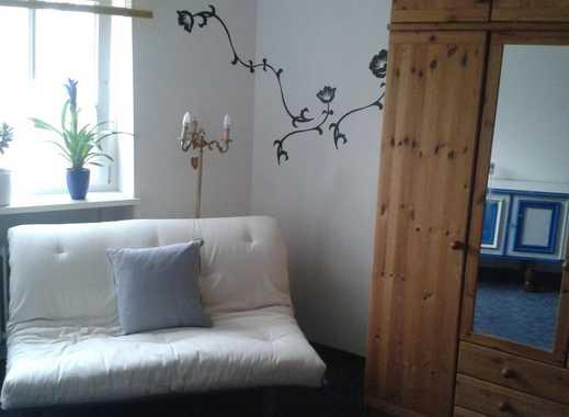 Schönes Ruhiges Gartenzimmer