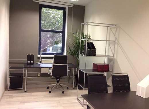 In der Westendstr 16-22 modern kompl. möblierte Büros