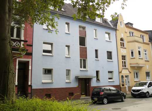 Gemütliche 2-Raum-DG-Wohnung mit praktischem Schnitt und zentraler aber ruhiger Lage