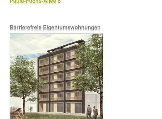 Phantastische 3-Zimmerwohnung im 5. Obergeschoss mit Studio und Dachterrasse (Wohnung 17)