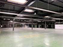 Produktions- Lagerfläche mit Verwaltungsgebäude gute
