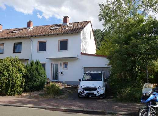 Bestlage Mainz-Lerchenberg! Reihenendhaus auf fast 500 m² Grundstück sucht Familie!