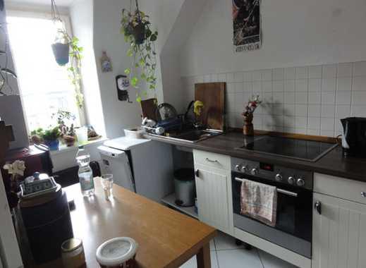Neustadtflair erleben! - Schöne, gemütliche 2-Zimmer-Wohnung mit Einbauküche!