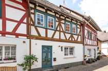 Seligenstadt Charmantes gemütliches Fachwerkhaus mit