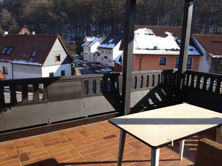 Nette 3 Zimmerwhg. mit tollem Balkon und Wintergarten in Krombach (Aschaffenburg)
