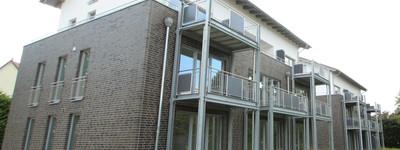 Für Sie! Lichtdurchflutete Maisonette-Wohnungen 2ZKB  - Neubauanlage Stiftsallee 89A