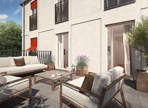 HERZOGPARKSUITEN: stilvolle Dachterrassen-Suite am Herzogpark