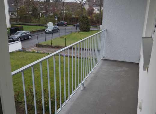 Erstbezug nach Kernsanierung! Top-aufgeteilte Dreizimmerwohnung mit zwei Balkonen