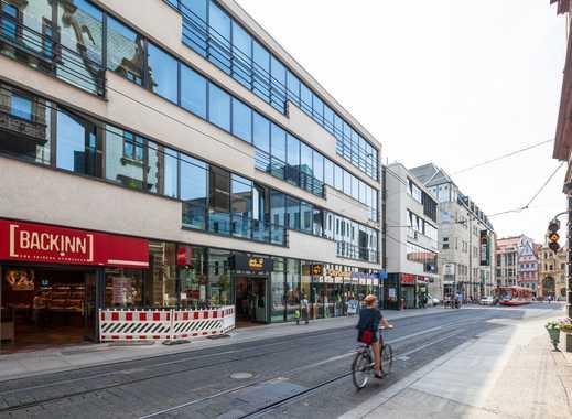 Ihr Handelsplatz in der Innenstadt von Halle - direkt neben Galeria Kaufhof und Saturn!