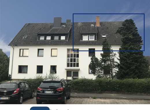 Helle Eigentumswohnung im Dachgeschoss