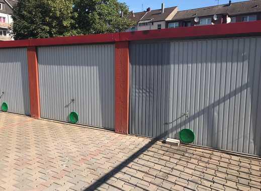 Einzelgarage in Hochfeld zu vermieten