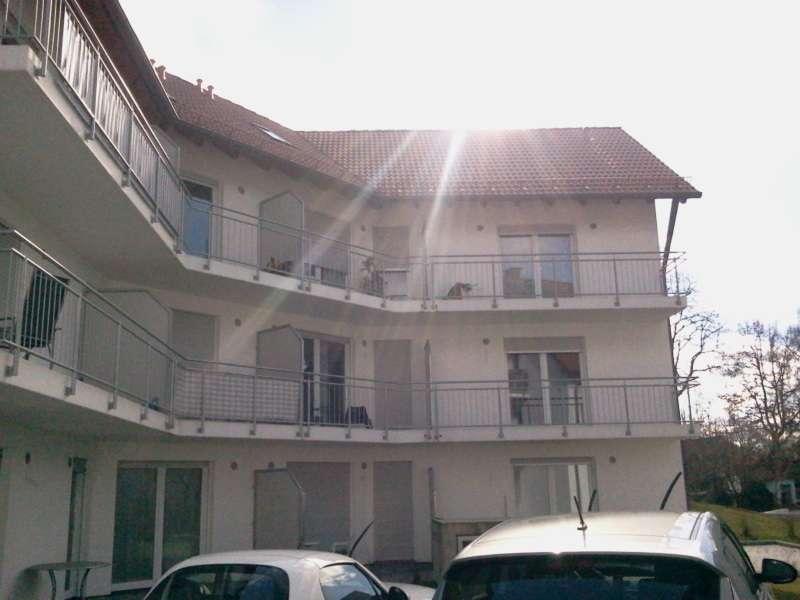 Helle 1-Zimmerwohnung mit Terrasse, provisionsfrei in