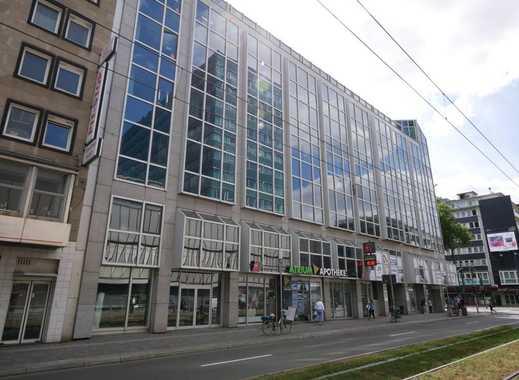 Hochfrequentierte Lage: Ca. 265 m² großes Ladenlokal in Wunschausstattung im Zentrum von Düsseldorf