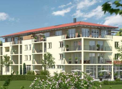 Neuwertige 3-Zimmer-Wohnung mit großem Balkon in Lechbruck