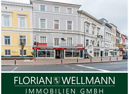 Bremen - Ostertor | Top-gepflegte, stilvolle 1-Zimmer-Altbauwohnung mit Charme in zentraler Lage