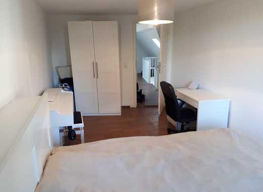 Komplett möbiliertes 20qm Zimmer in netter, ruhiger wg