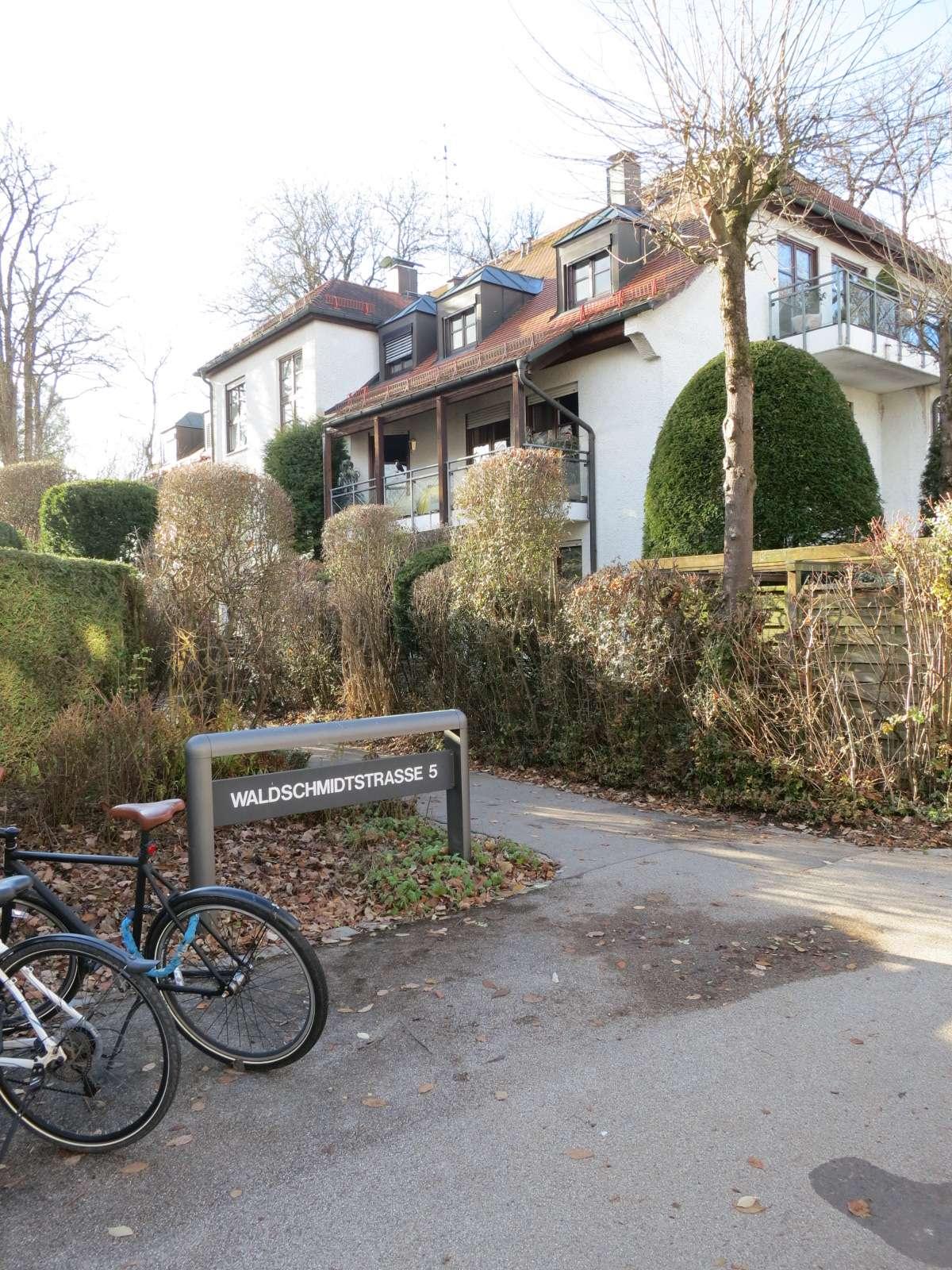 Menterschwaige, 3-Zi.Whg. am Isarhochufer, Erstbezug nach umfassender Sanierung in Harlaching (München)