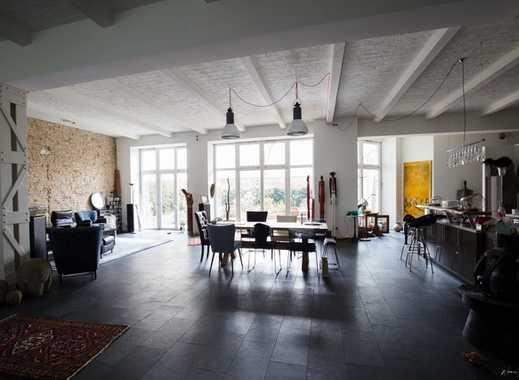 Echtes rießiges Wohnloft mit großer Terrasse - sehr ruhig (Hinterhaus)
