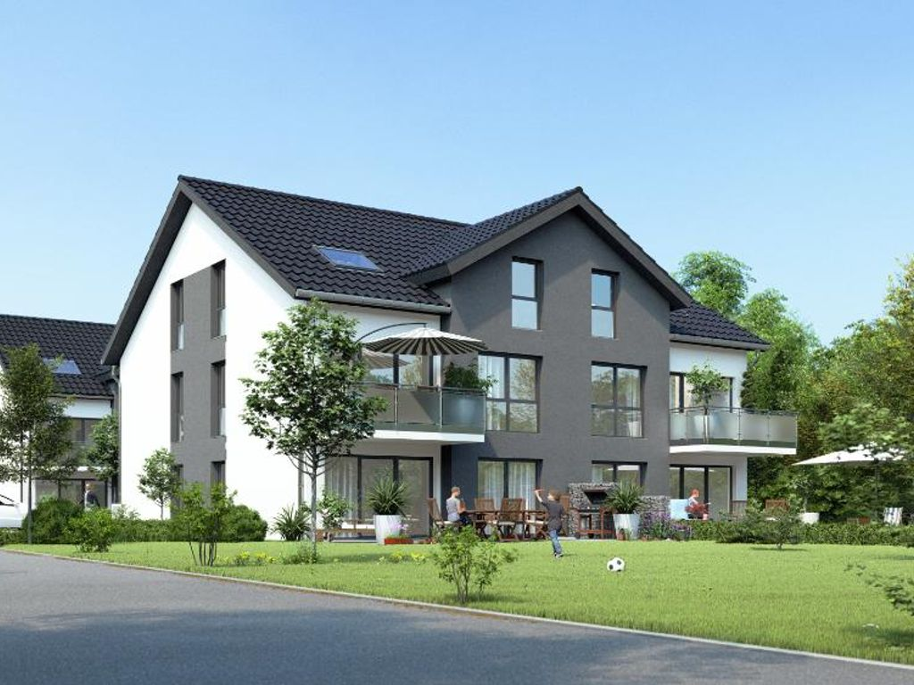 moderne eigentumswohnung in b ckeburg. Black Bedroom Furniture Sets. Home Design Ideas