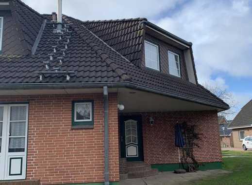 Büsum: Ruhig gelegenes EFH mit ca. 220 m² Wohnfläche, 2 DG-Wohnungen auf ca. 910 m² Eigenland