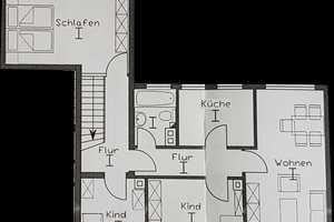 3.5 Zimmer Wohnung in Lippe (Kreis)