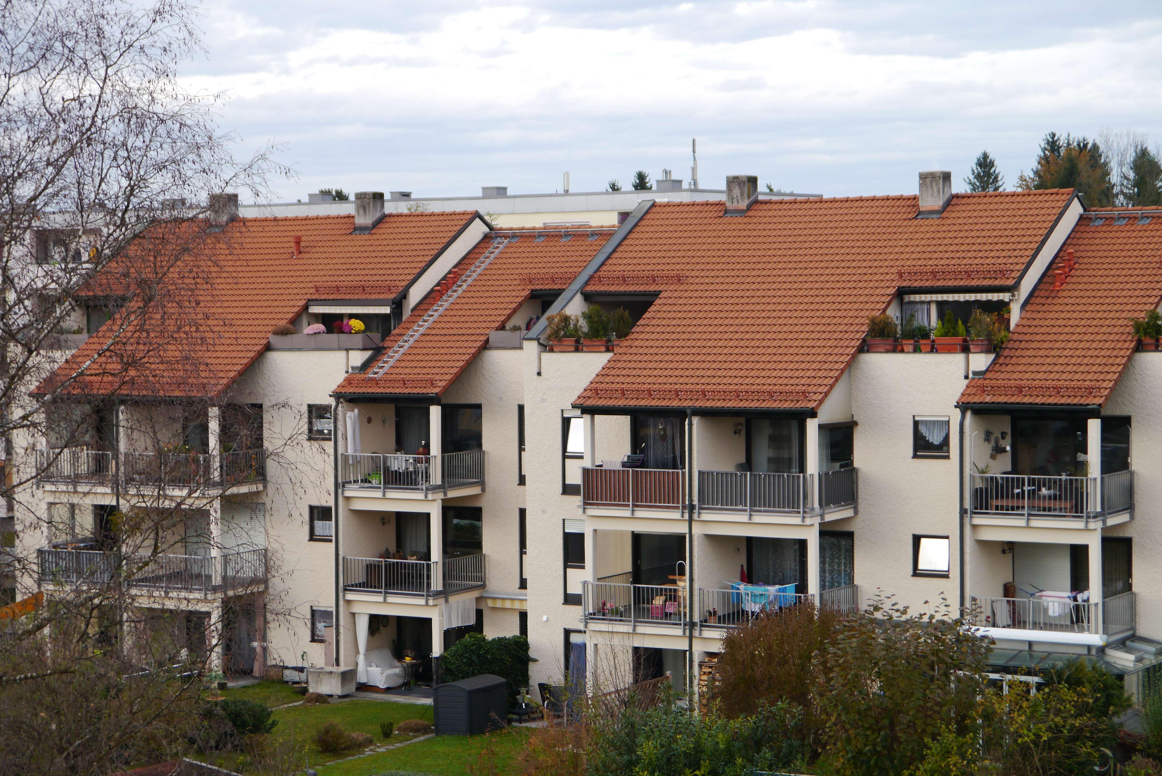 Zentrumsnahe, ruhige 3-Zimmer-Erdgeschosswohnung mit Garten in Rosenheim-Ost (Rosenheim)
