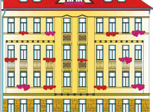 Wunderschöne 4 Raum-Wohnung mit Terrasse sucht Sie!
