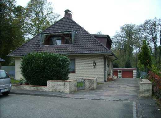 Gatermann Immobilien: 3-Zimmer-Wohnung in Itzehoe im Zweifamilienhaus in Itzehoe - Pünstorf