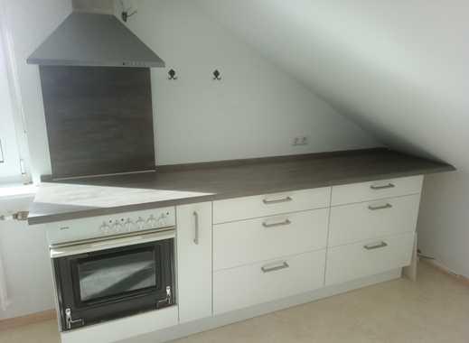 Gepflegte 3-Zimmer-Dachgeschosswohnung in Breisach - Niederrimsingen
