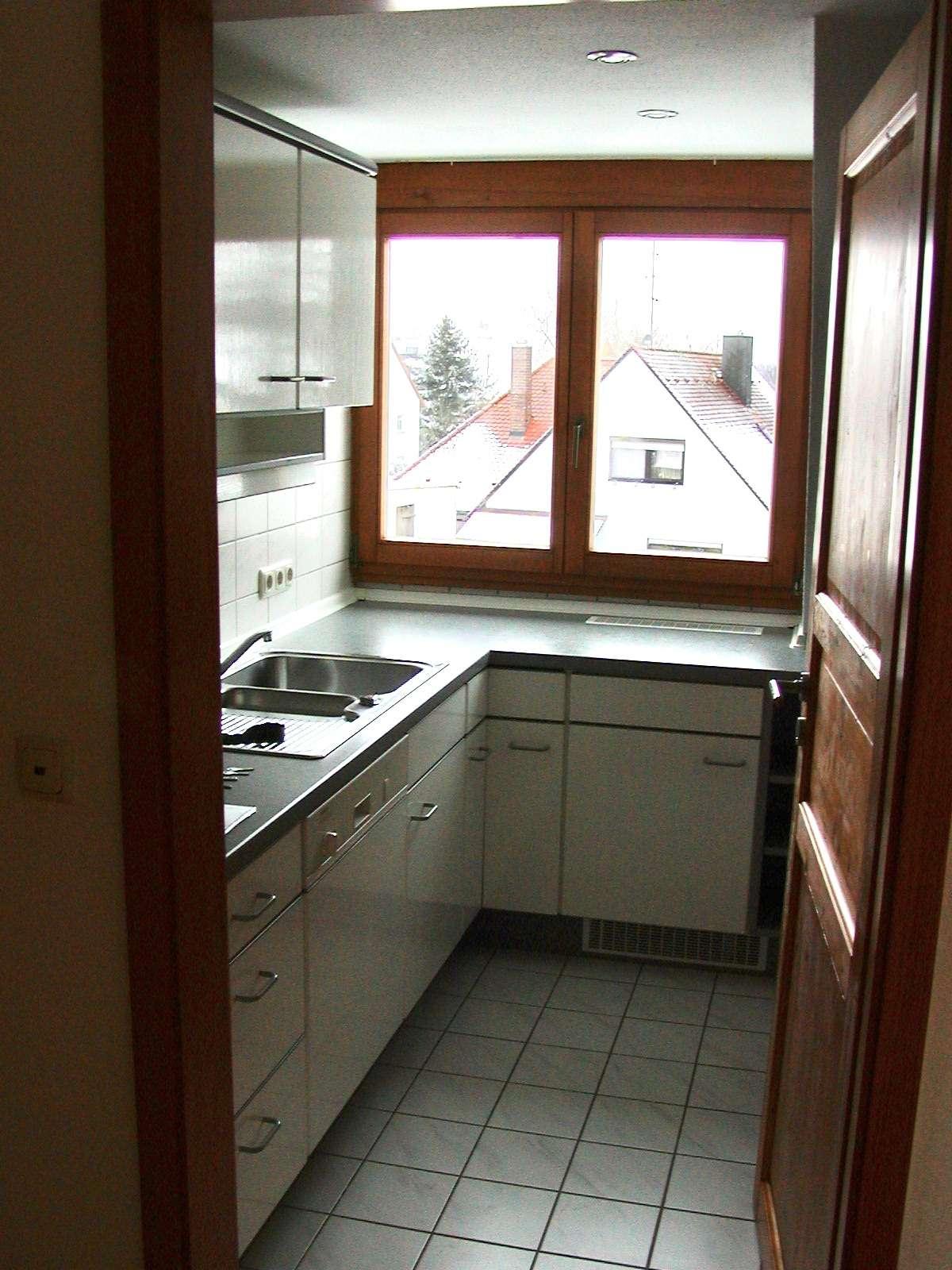 Terrasse und Einbauküche inklusive: tolle 3-Zimmer-Whg in Nürnberg in Großgründlach (Nürnberg)