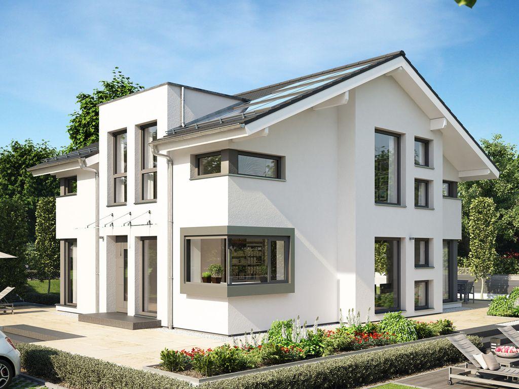 CONCEPT-M 152 – Elegantes und repräsentatives Einfamilienhaus