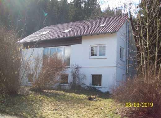 Erstbezug nach Sanierung: ansprechende 2-Zimmer-DG-Wohnung mit EBK in Horb am Neckar