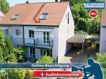 Woltersdorf Geschmackvolle Doppelhaushälfte mit 5