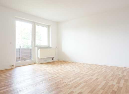 Hübsche 2-Raum-Wohnung mit Balkon, zentral und ruhig