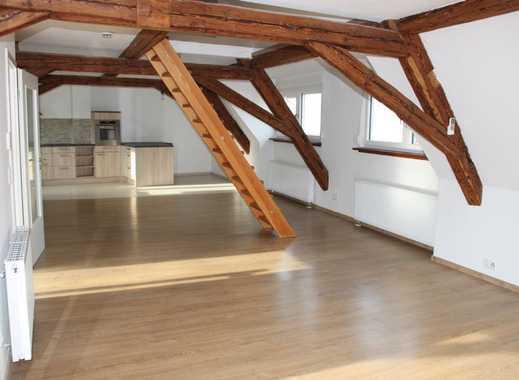Mayence-Immobilien: TOP gepflegte Maisonette-Wohnung in Ingelheim am Rhein!!