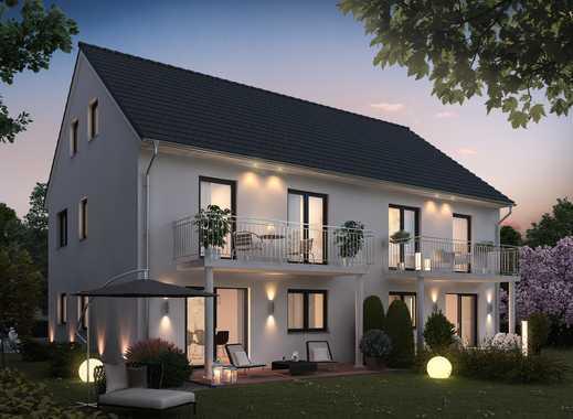 Wunderschöne Doppelhaushälfte mit Ausbaupotential in begehrter Lage!!!*Massiv - Stein auf Stein*