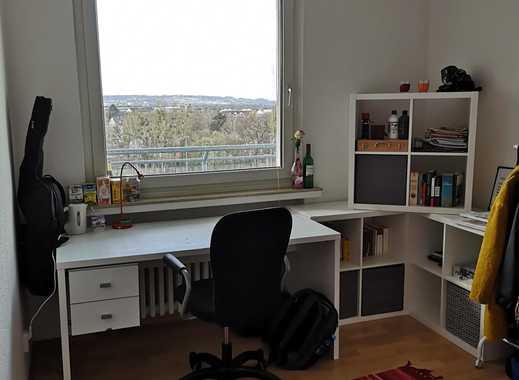 komfortables WG-Zimmer mit toller Aussicht