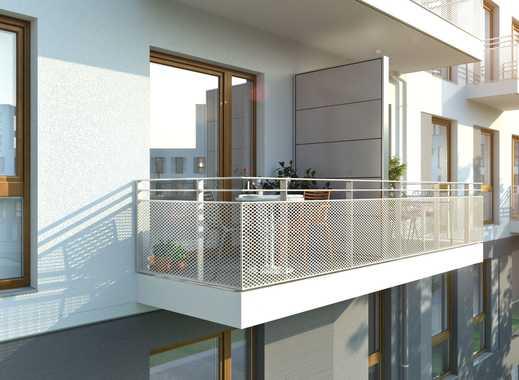 PANDION PENTA 2.BA - Barrierefreie 3-Zimmer-Wohnung mit Loggia und Balkon in Wohlfühlumgebung