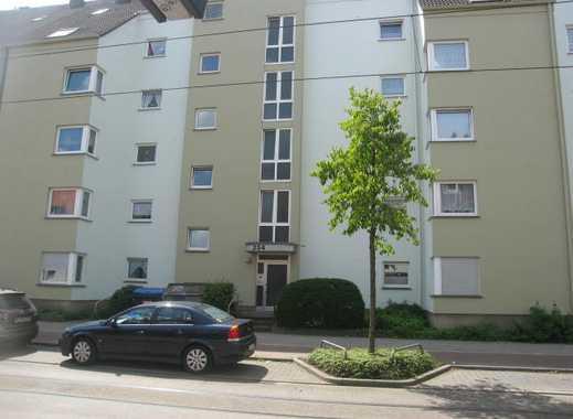 ERLE, (WBS erf.), stud. ähnl. 31/2R.-Whg., Balk. in Sonnenl., grüne Wohnl., Parkpl.!