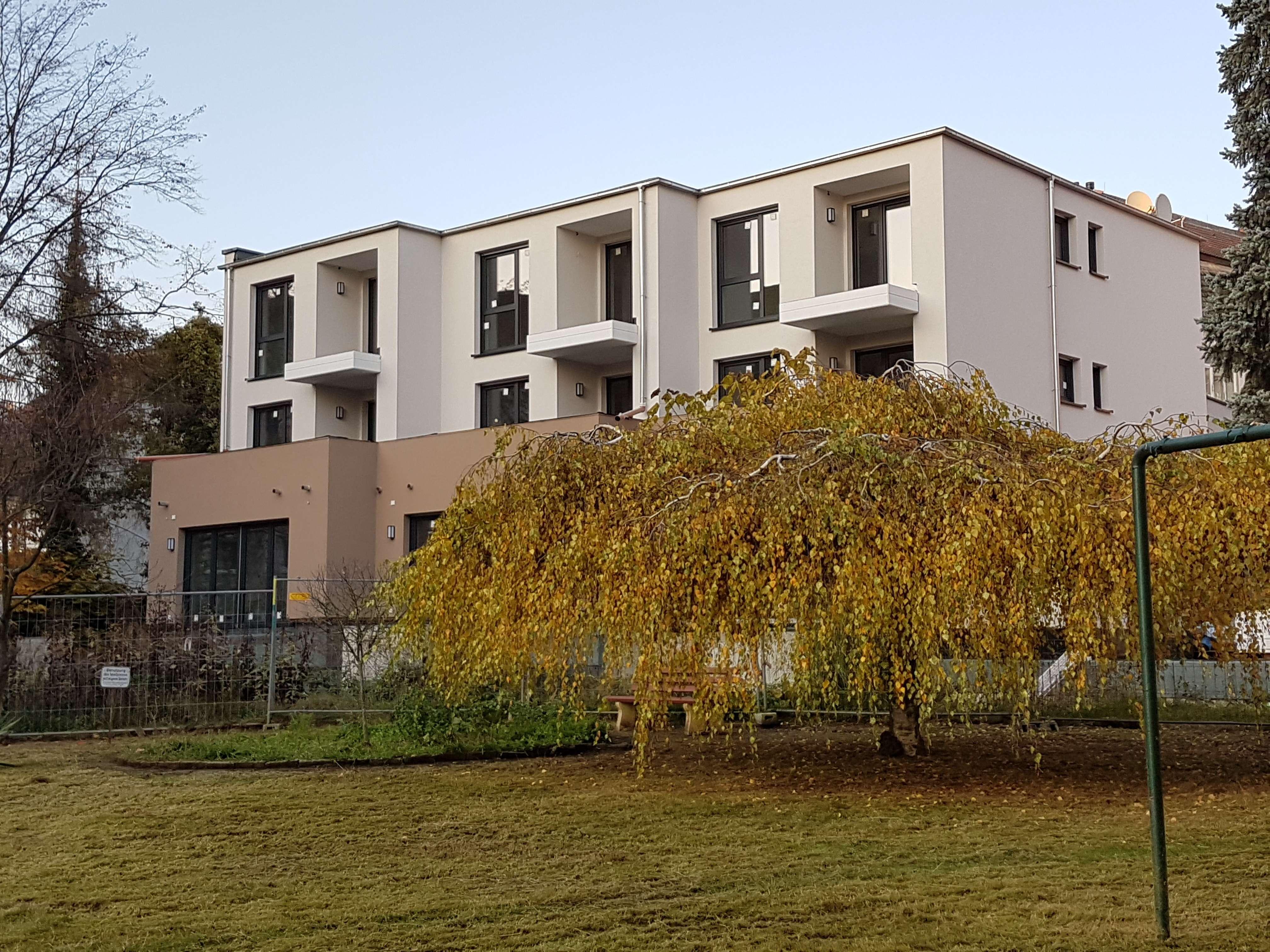 Moderne, helle 2 Zi-NB-Stadtwohnung mit Terrasse und Gartenfläche in Aschaffenburg in Stadtmitte (Aschaffenburg)